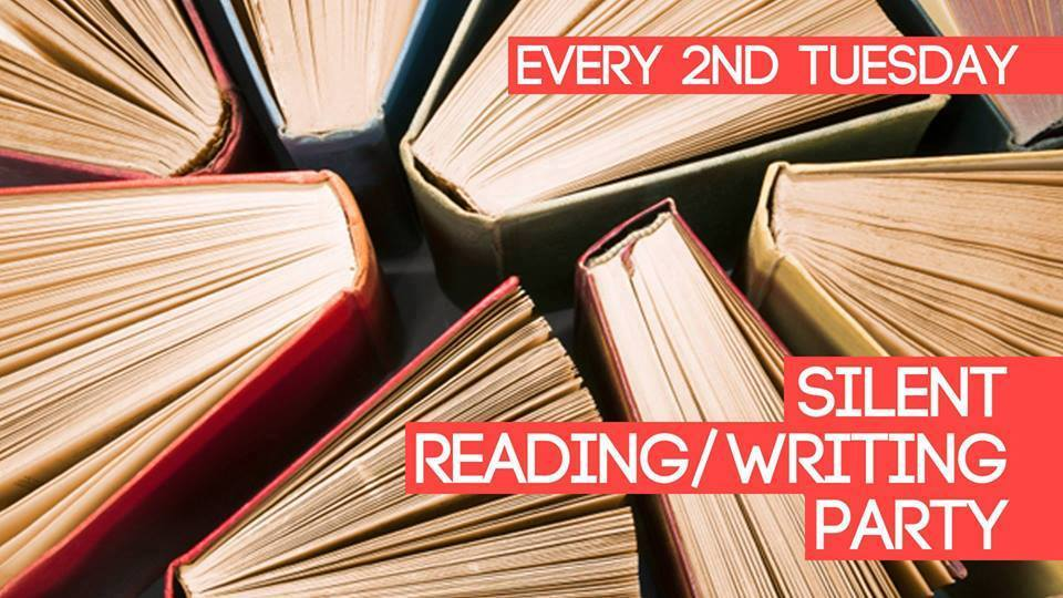 Silent reading and writing party