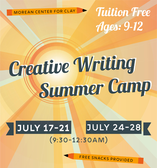 Creative writing summer camp