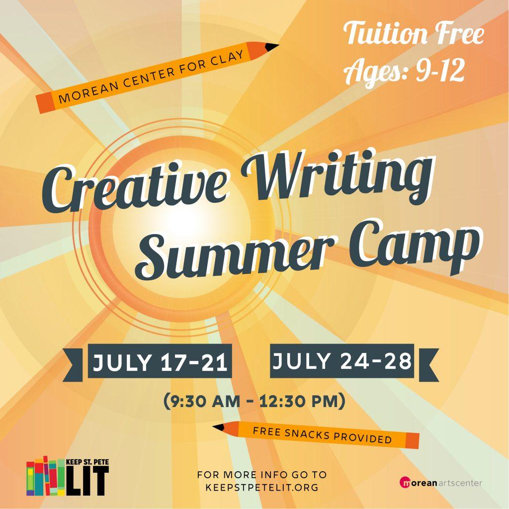 Free kids writing class